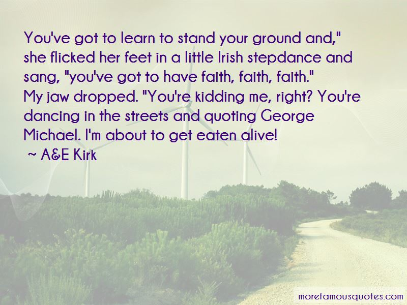 Stand Up On Your Feet Quotes Pictures 4