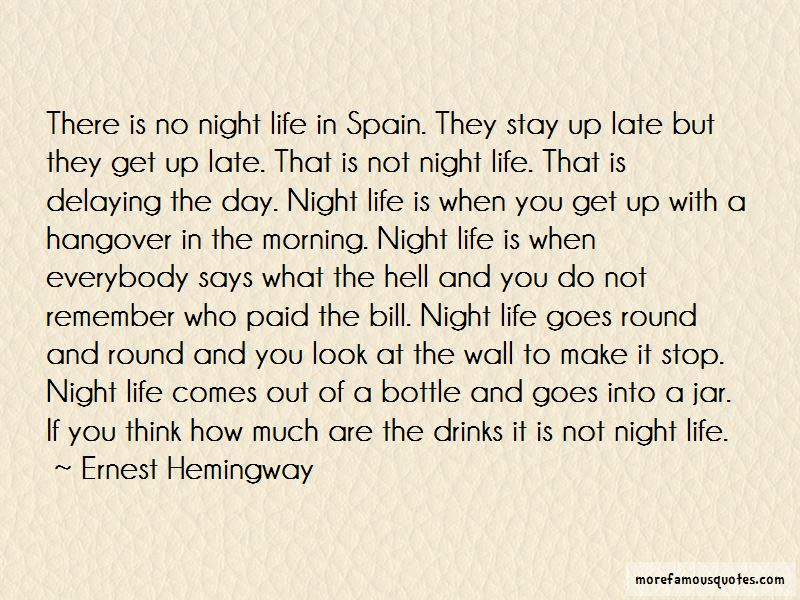 Stay The Hell Out Of My Life Quotes