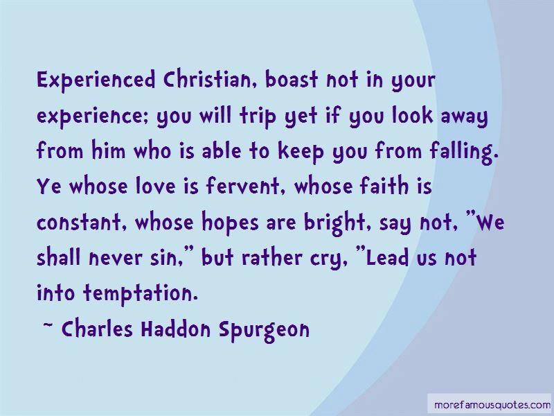 Temptation Christian Quotes