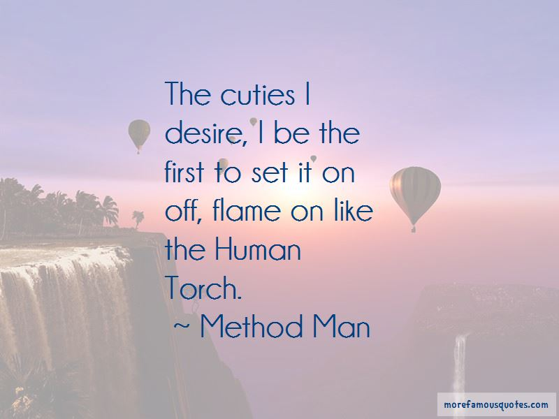 The Human Torch Quotes