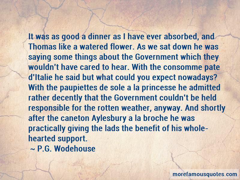 Thomas Sole Quotes
