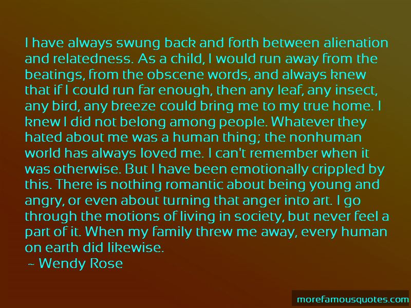 Threw Me Away Quotes: top 43 quotes about Threw Me Away ...
