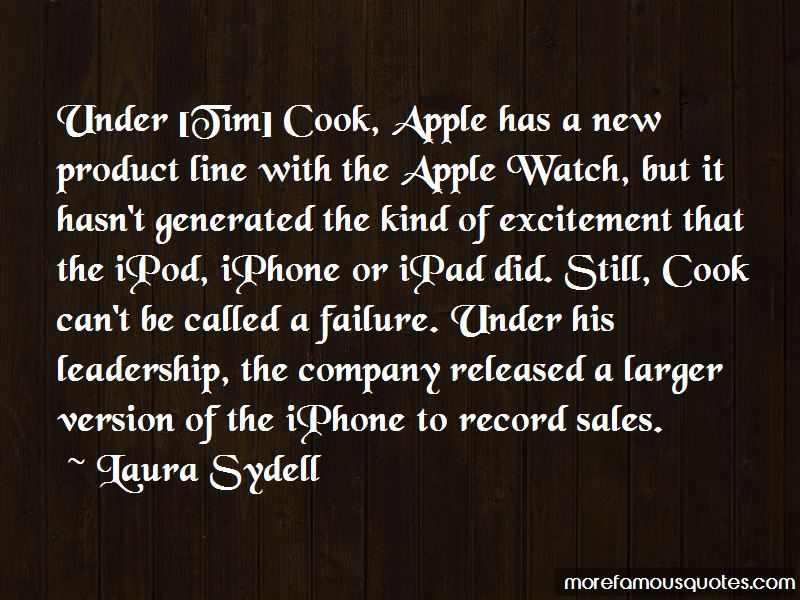 Tim Cook Apple Watch Quotes
