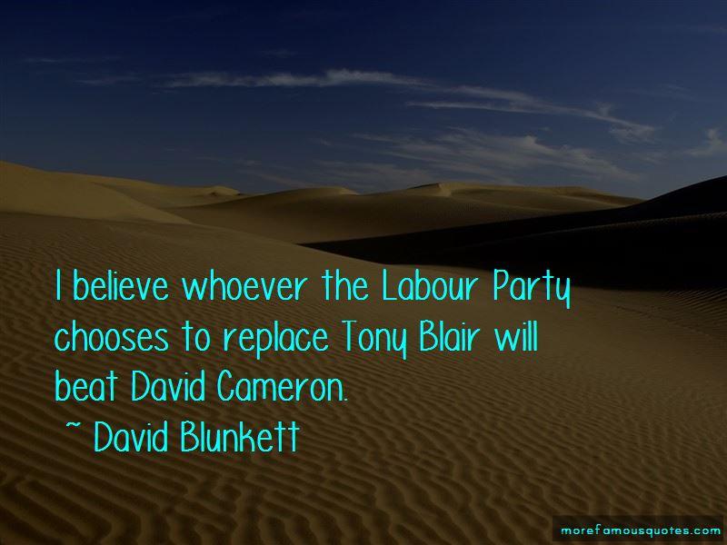 Tony Blair Eu Quotes