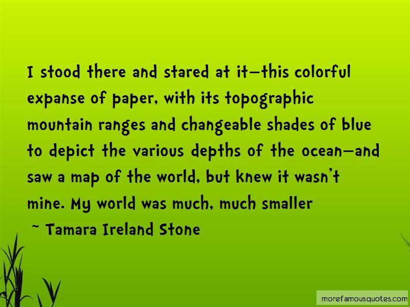 Topographic Quotes Pictures 3