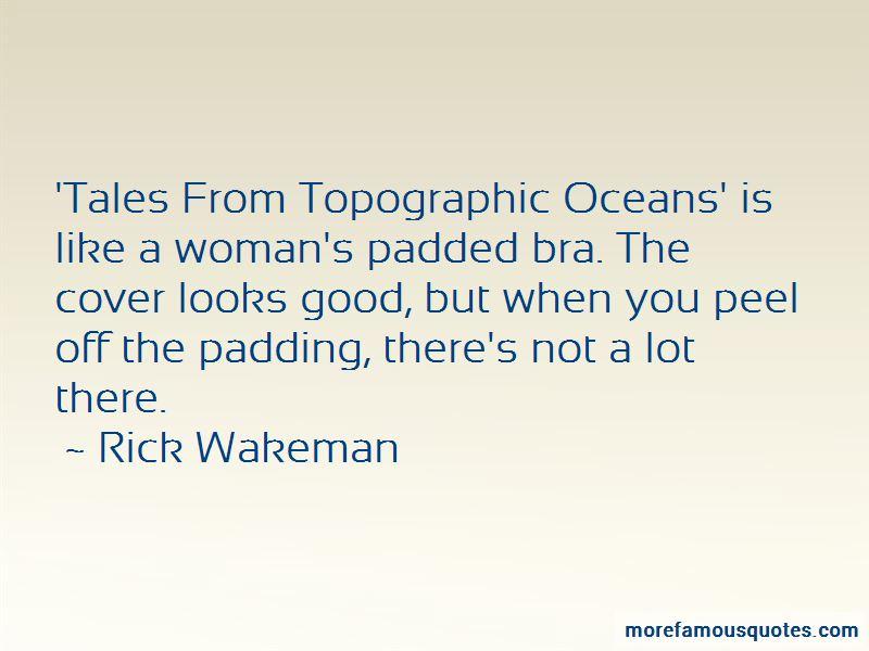 Topographic Quotes