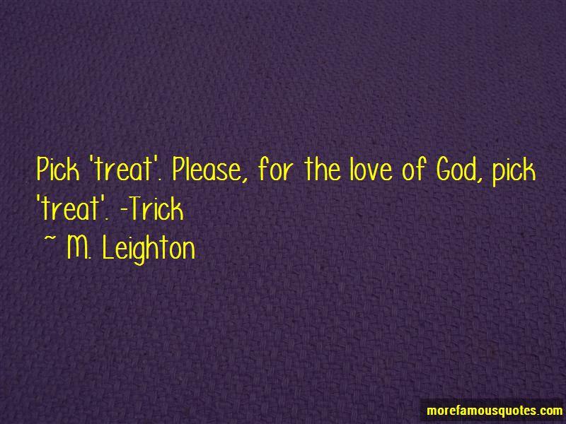Trick R Treat Quotes