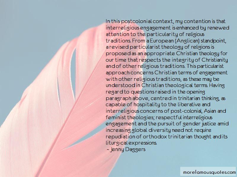 Trinitarian Theology Quotes