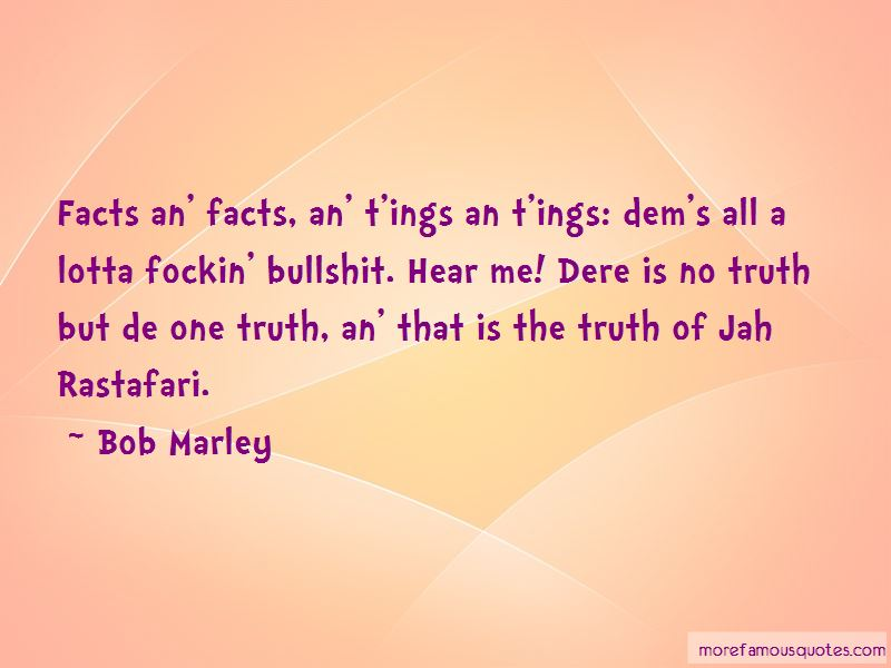 truth facts quotes