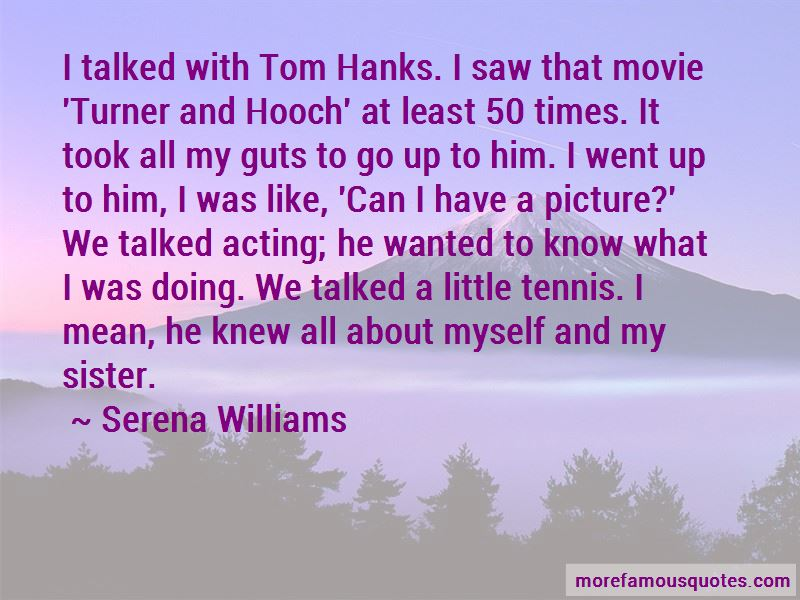 Turner Hooch Quotes