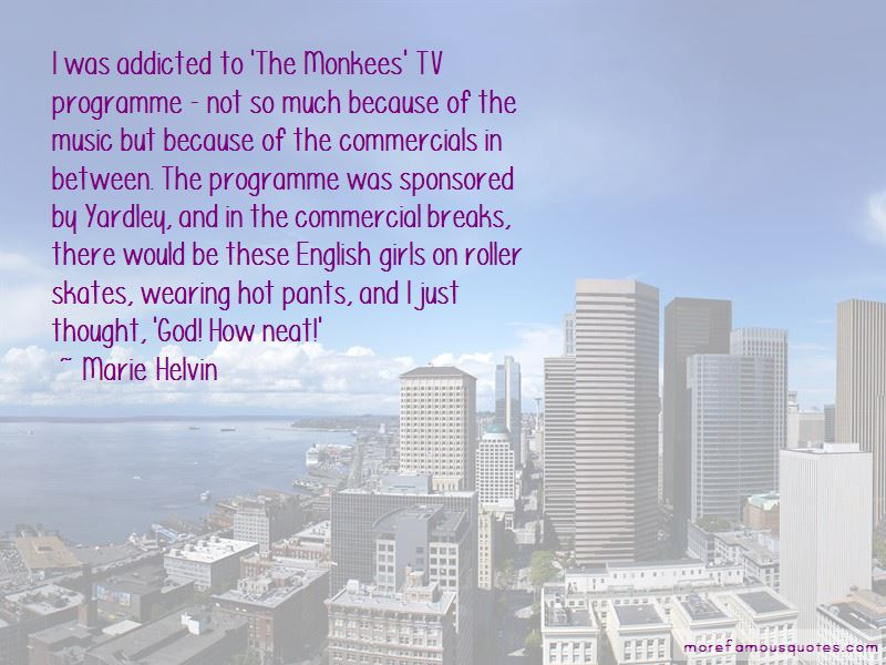Tv Programme Quotes