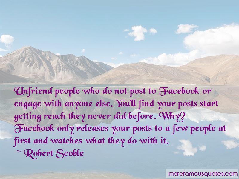 Unfriend Me On Facebook Quotes: top 2 quotes about Unfriend ...