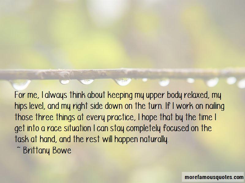 Upper Body Quotes
