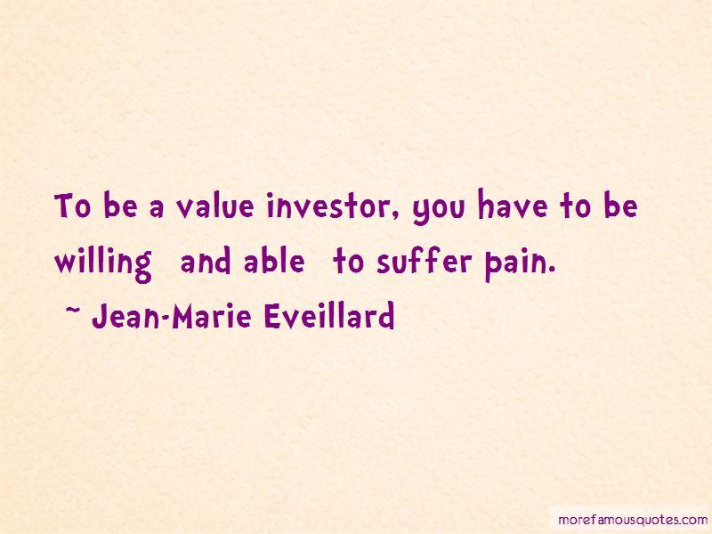 Value Investor Quotes Pictures 2