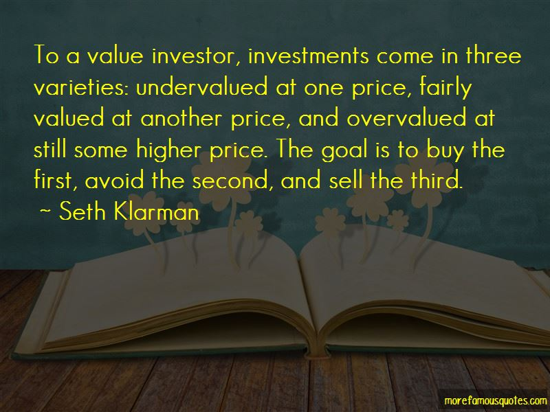Value Investor Quotes Pictures 3