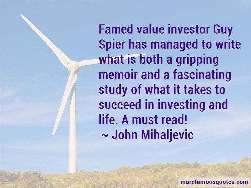 Value Investor Quotes