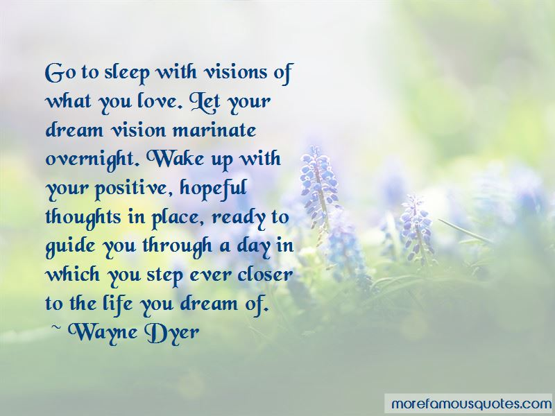 Visions Of Love Quotes