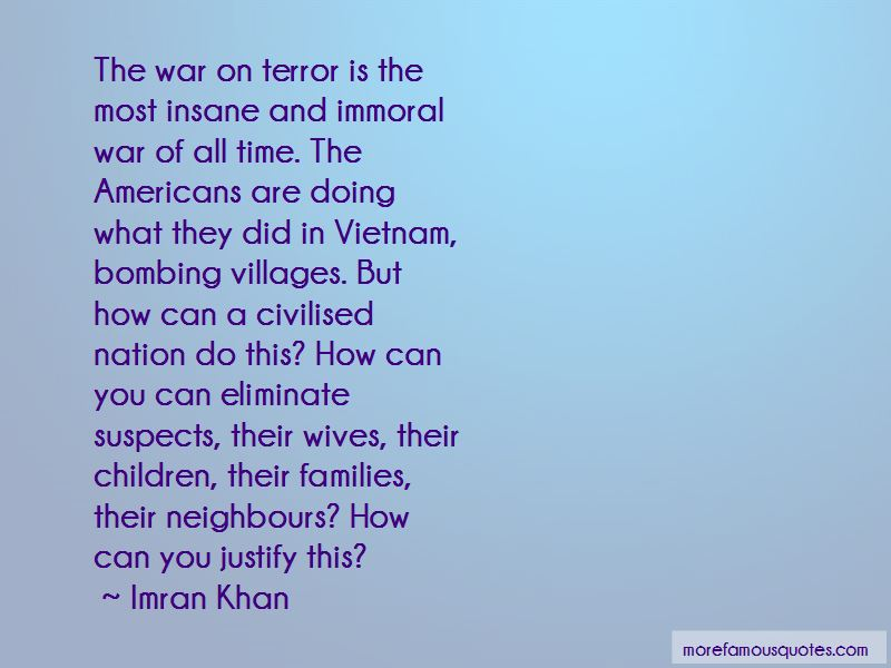 War On Terror Quotes