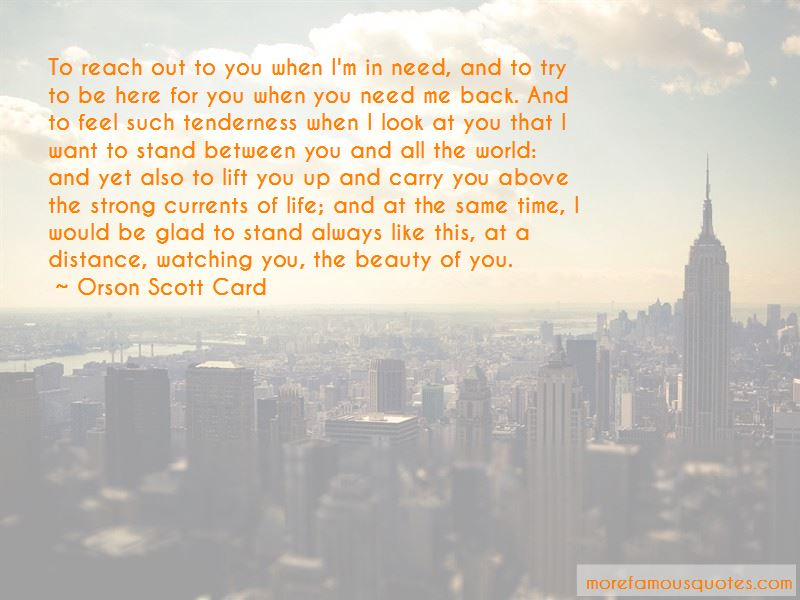 Watching You From Above Quotes