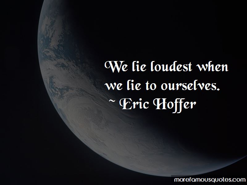 We Lie To Ourselves Quotes Pictures 2