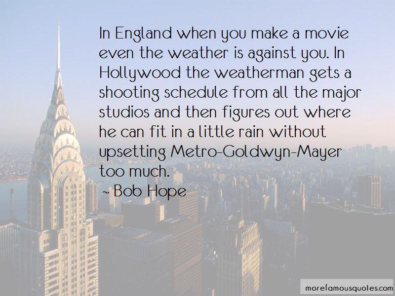 Weatherman Movie Quotes