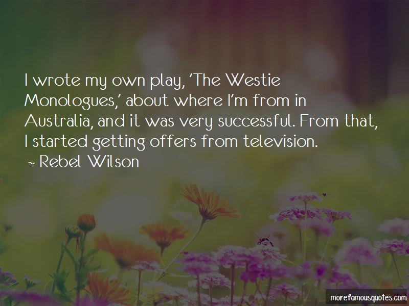 Westie Quotes