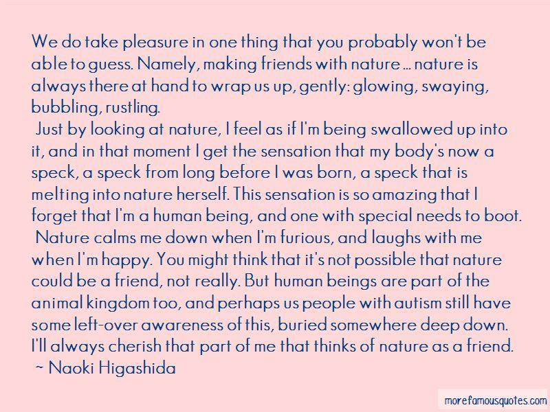 When I'm Happy Quotes