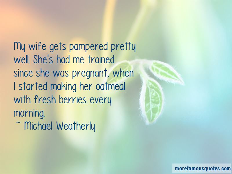 Wife Is Pregnant Quotes Pictures 2
