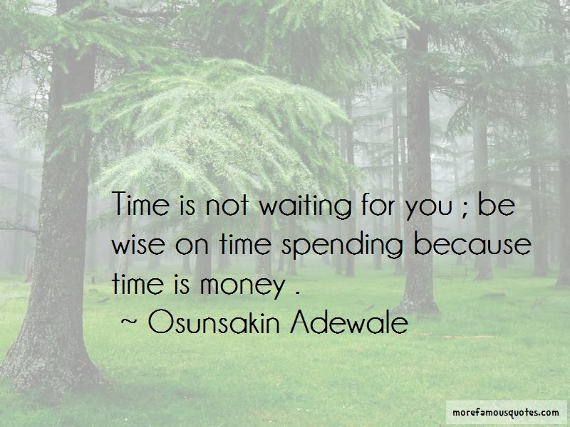 Wise Money Spending Quotes