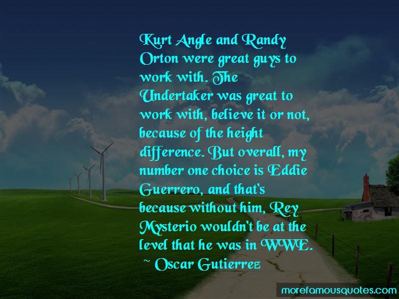 Wwe Randy Orton Quotes