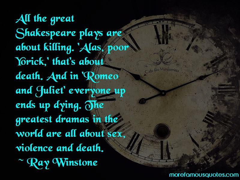 Yorick Shakespeare Quotes