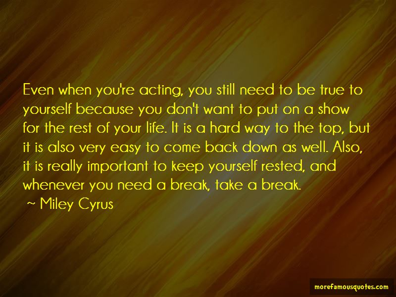 You Need A Break Quotes Pictures 3
