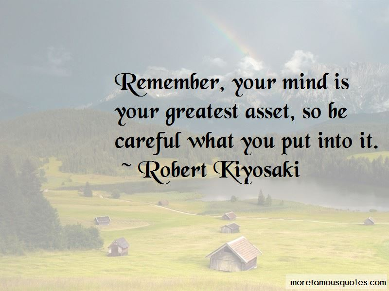 Your Greatest Asset Quotes Pictures 2