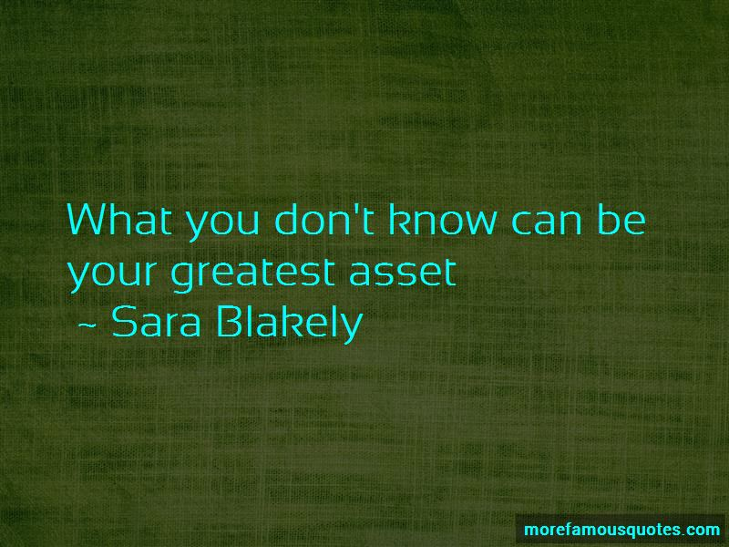Your Greatest Asset Quotes