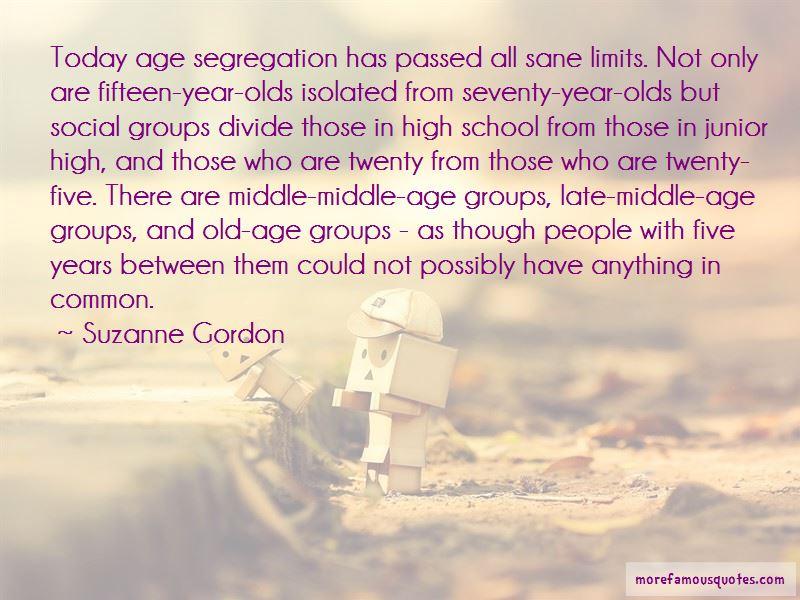 Age Has No Limits Quotes