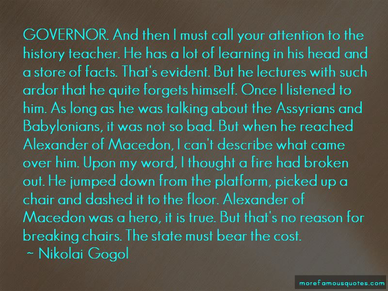 Alexander Of Macedon Quotes