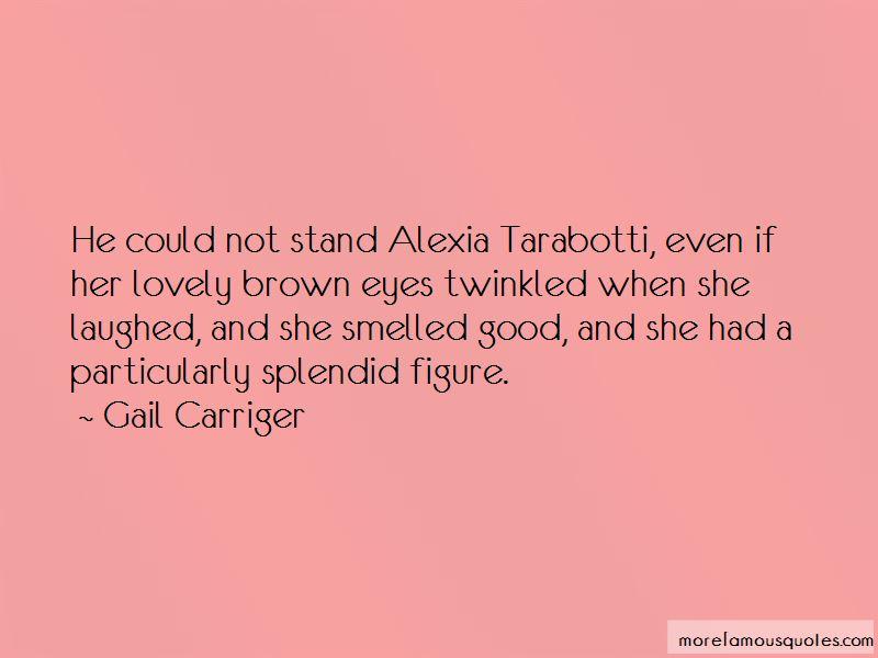 Alexia Tarabotti Quotes Pictures 2