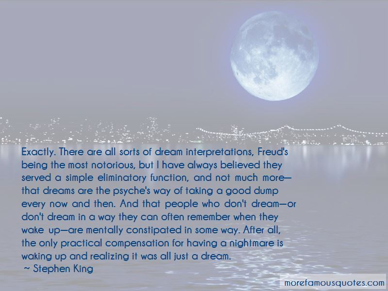 All Just A Dream Quotes Pictures 2