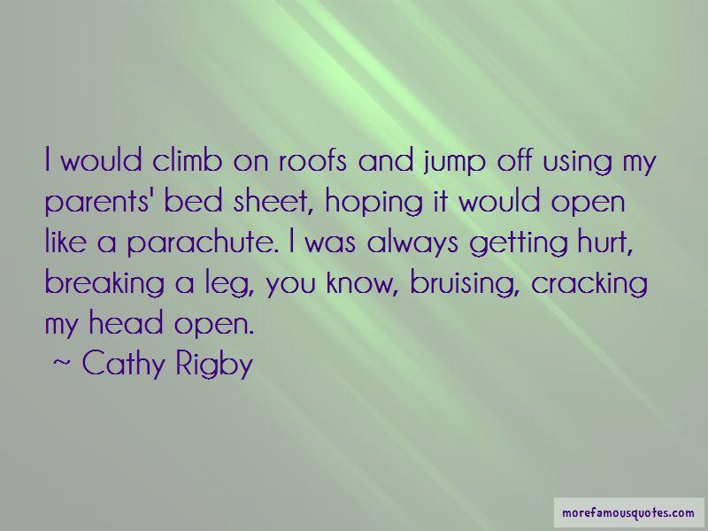 Always Getting Hurt Quotes