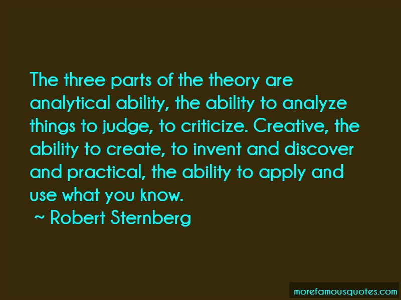 Analytical Ability Quotes Pictures 2