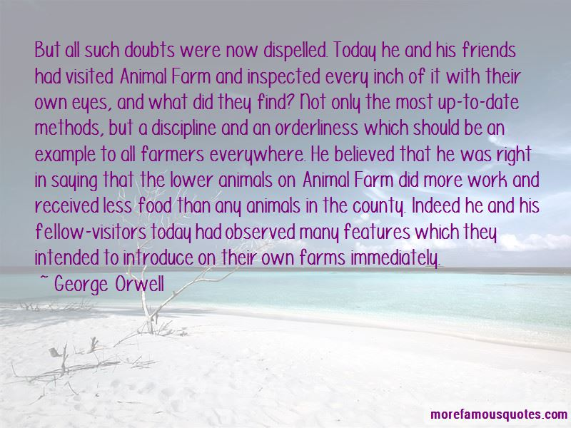 Animal Farm Work Quotes Top 60 Quotes About Animal Farm Work From Awesome Animal Farm Quotes
