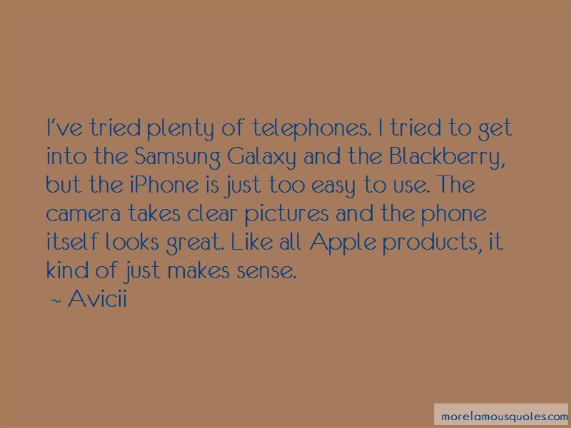 Apple Blackberry Quotes Pictures 3