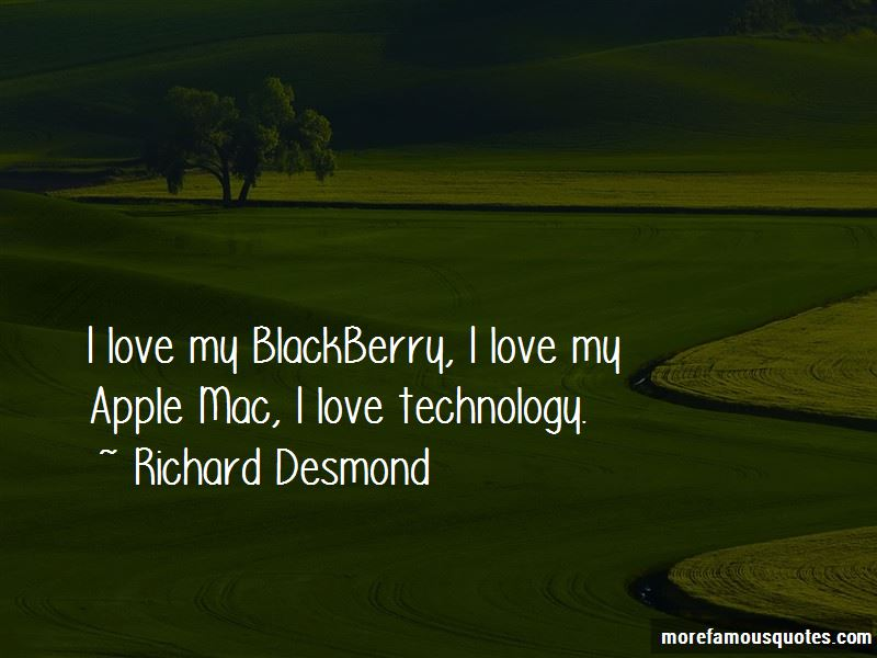 Apple Blackberry Quotes