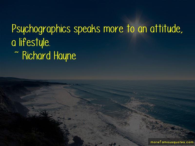 Attitude Speaks Quotes