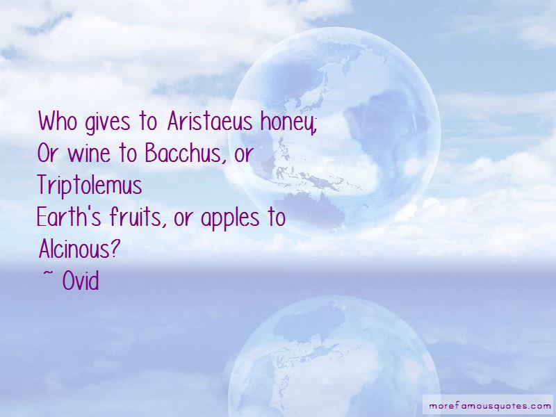 Bacchus Wine Quotes