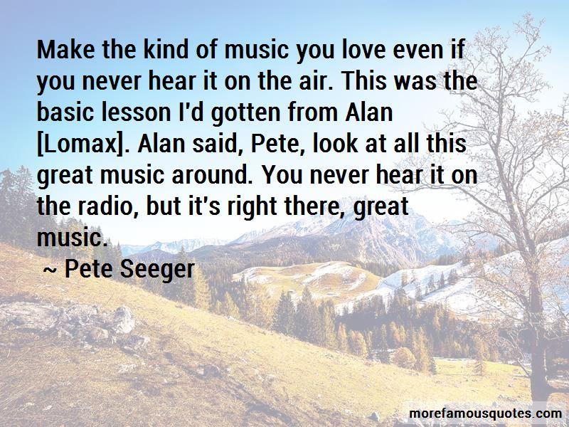 Basic Alan Quotes
