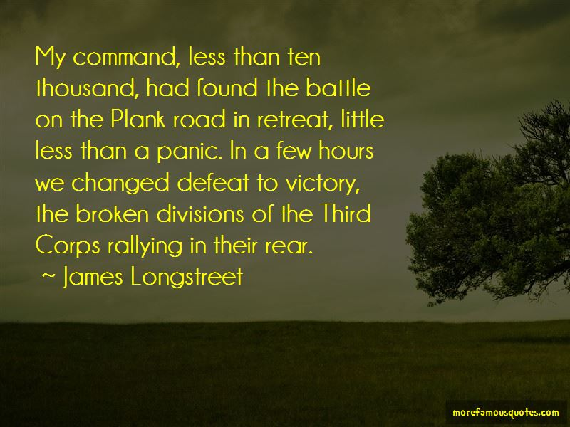 Battle Rallying Quotes