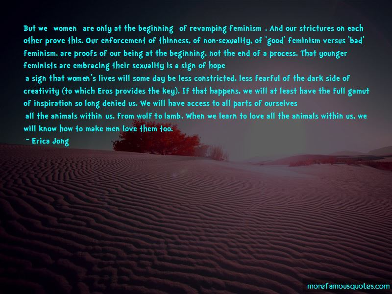 Beginning Not The End Quotes