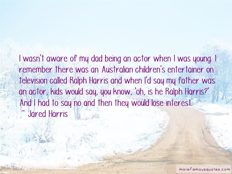 Being Called Dad Quotes