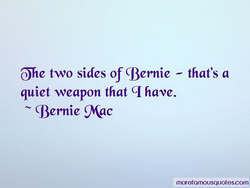 Bernie Quotes